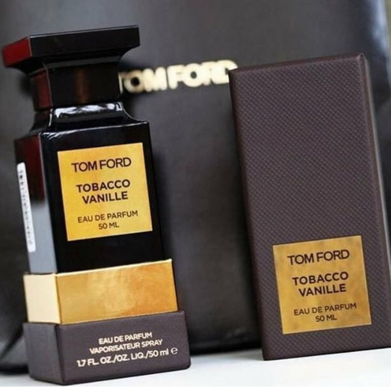 Отдушка Tom Ford - Tobacco Vanille unisex (Франция) 10 мл